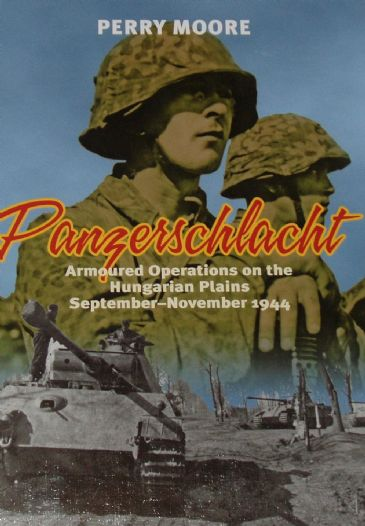 Panzersclacht, Armoured operations on the Hungarian Plains, 1944